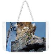 Cliffhanger Weekender Tote Bag