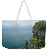 cliffs of Moher 36 Weekender Tote Bag