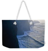 Cliffs Of Moher,co Clare,irelandview Of Weekender Tote Bag