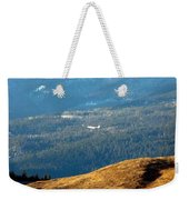 Climbing Skyward Weekender Tote Bag by Will Borden