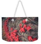 Clinging Weekender Tote Bag by Laurie Search