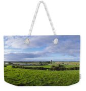 Clonmacnoise, Co Offaly, Ireland Weekender Tote Bag