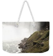 Close To The Falls Weekender Tote Bag