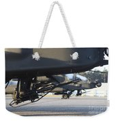 Close-up View Of The M230 Chain Gun Weekender Tote Bag
