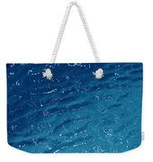 Close View Of The Ocean Shows Weekender Tote Bag