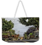 Closed On Sundays 2 - Amish Country Weekender Tote Bag