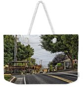 Closed On Sundays - Amish Country Weekender Tote Bag