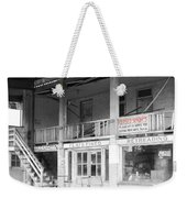 Closed Sundays Weekender Tote Bag