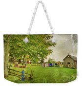 Clothes On The Line Weekender Tote Bag