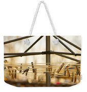 Clothespins On The Line Weekender Tote Bag