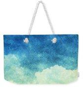 Cloud And Sky Weekender Tote Bag by Setsiri Silapasuwanchai