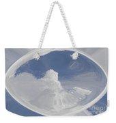 Cloud Art Weekender Tote Bag