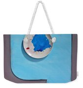 Cloud Weekender Tote Bag