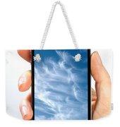 Cloud Computing Weekender Tote Bag