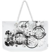 Cloud Made By Gears Wheels  Weekender Tote Bag
