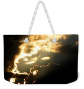Cloud Nine 12 Weekender Tote Bag