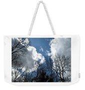 Cloud Panorama Weekender Tote Bag