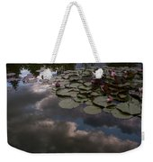 Clouded Pond Weekender Tote Bag