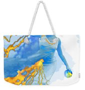 Cloudia Of The Clouds Weekender Tote Bag
