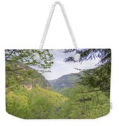 Cloudland Canyon Weekender Tote Bag