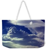 Clouds - 02 Weekender Tote Bag