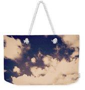 Clouds-2 Weekender Tote Bag