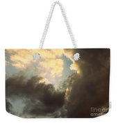 Clouds-4 Weekender Tote Bag