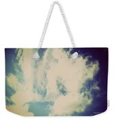 Clouds-5 Weekender Tote Bag