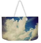 Clouds-7 Weekender Tote Bag