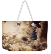 Clouds-8 Weekender Tote Bag
