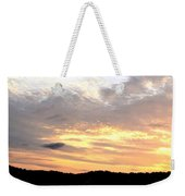 Clouds Afire Weekender Tote Bag