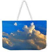A Heart On Top Of The Clouds Weekender Tote Bag