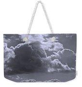 Clouds Gathering Weekender Tote Bag