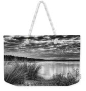 Clouds In The Lowcountry Weekender Tote Bag