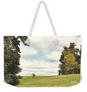 Clouds In The Morning Weekender Tote Bag
