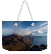 Clouds On The Horizon Weekender Tote Bag