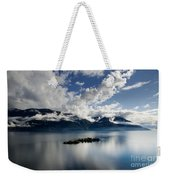 Clouds Over Islands Weekender Tote Bag