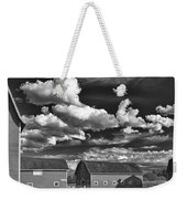 Clouds Over Knox 13804b Weekender Tote Bag
