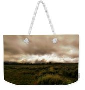 Clouds Over The Tetons Weekender Tote Bag