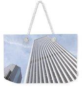 Cloudscraper Weekender Tote Bag