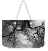 Cloudy Oak Weekender Tote Bag