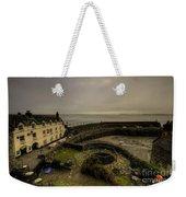 Clovelly Harbour Weekender Tote Bag