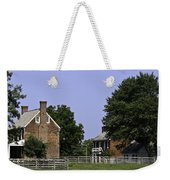 Clover Hill Tavern And Kitchen Appomattox Virginia Weekender Tote Bag