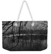 Clover Pond Weekender Tote Bag