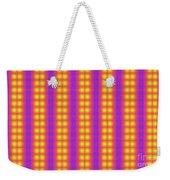 Clown Fractals Weekender Tote Bag
