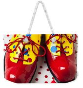 Clown Shoes  Weekender Tote Bag