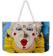 Clown Toy Game Weekender Tote Bag