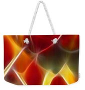 Cluisiana Tulips Triptych Panel 3 Weekender Tote Bag