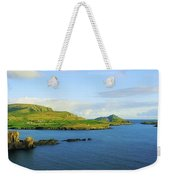 Co Kerry, Ireland Landscape From Weekender Tote Bag