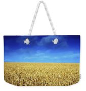 Co Louth,irelandwheat Field Weekender Tote Bag
